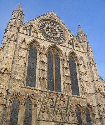 Richard III planned a magnificent college at York Minster.